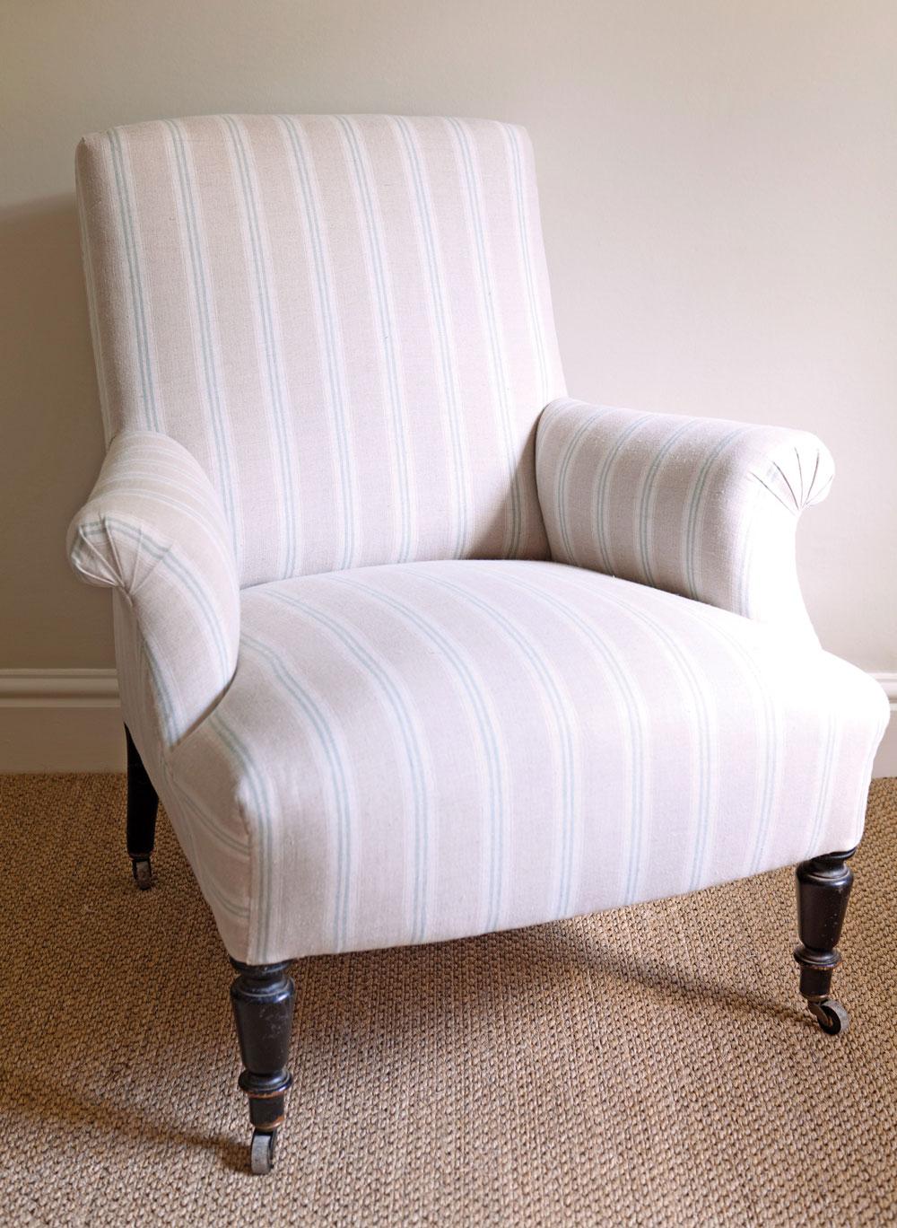 duck-egg-striped-chair