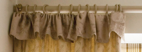 Curtain Tops Kate Forman