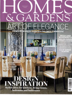 Homes & Gardens May 17 Cover