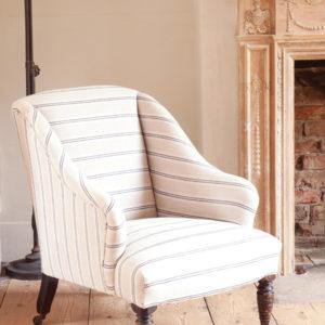 Indigo-Stripe-Chair