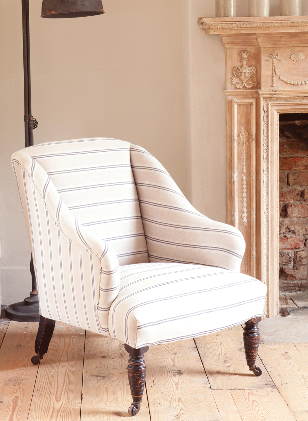 Indigo-Stripe-Chair