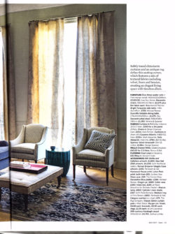 May 17 Homes & Gardens Chinoiserie Feature