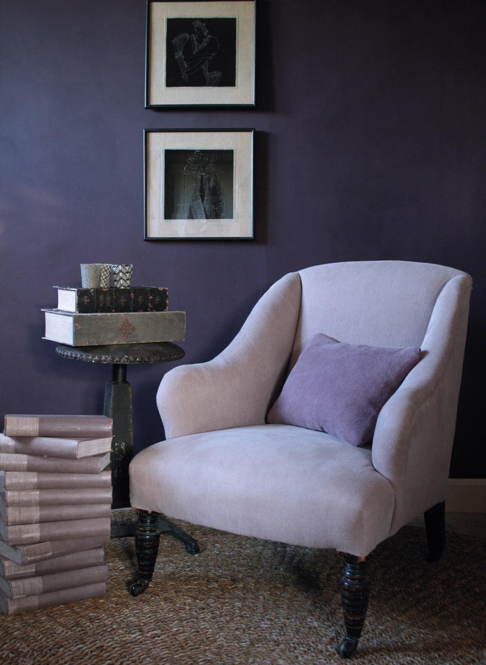 Old-Mauve-Stonewash-Chair