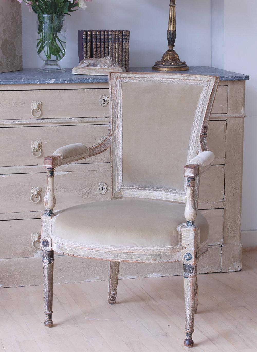 Sage-Velvet-Chair