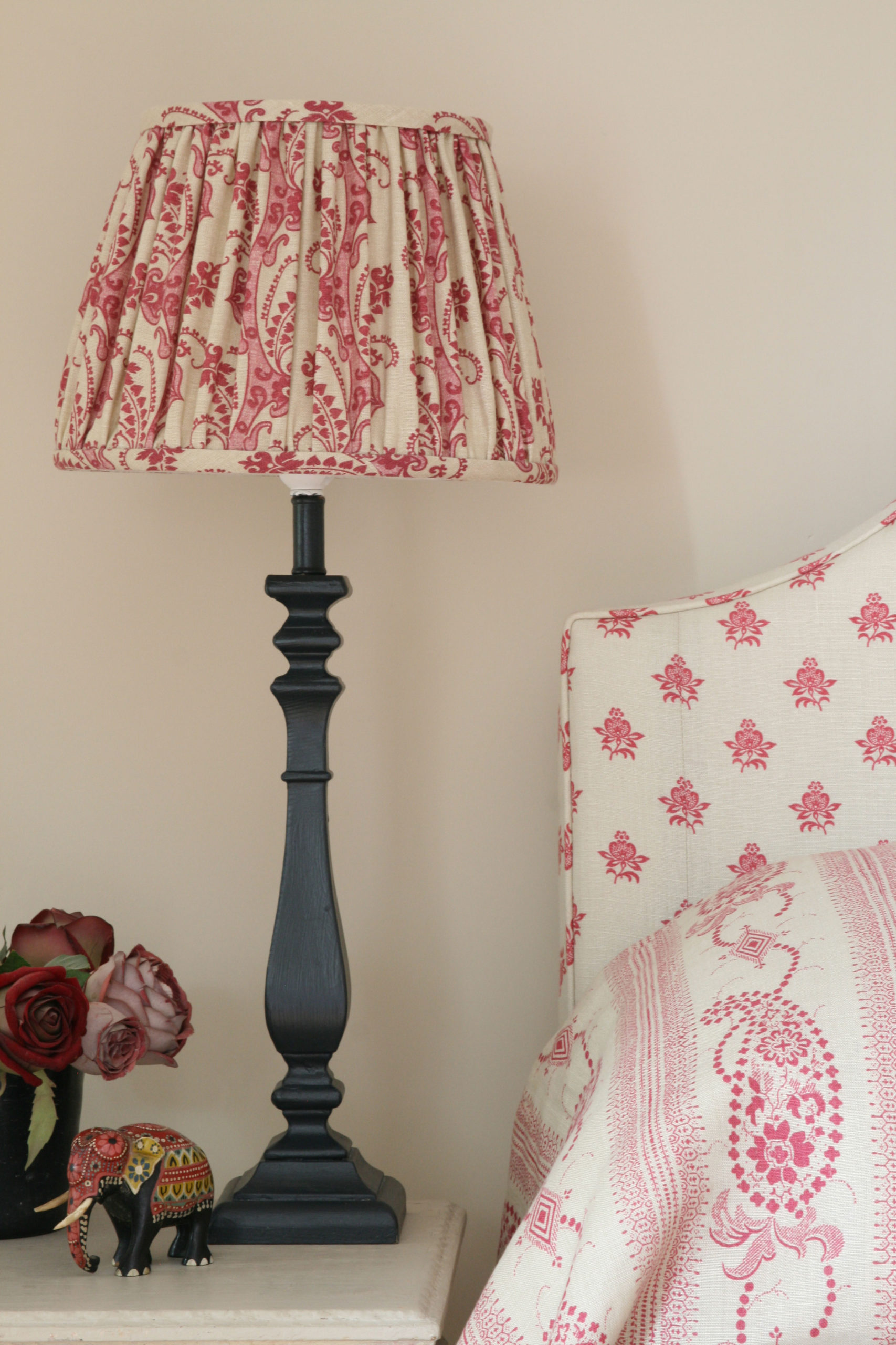 Delphine-Ruched-Lampshade