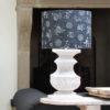 Anya Charcoal Cylinder Shade