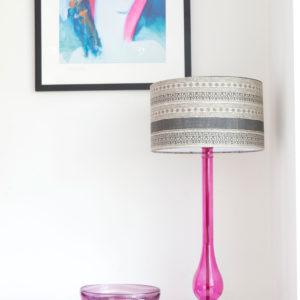 Charcoal-Anoushka-Shade-Pink-Lamp