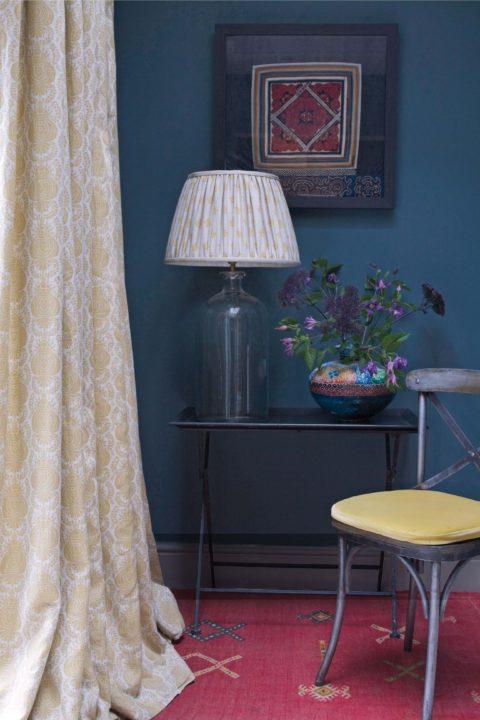 Neisha-Saffron-Shade-and-Yellow-Margot-Curtains