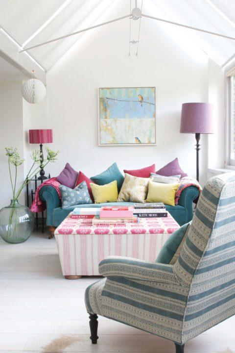 Ottoman-&-Cushions