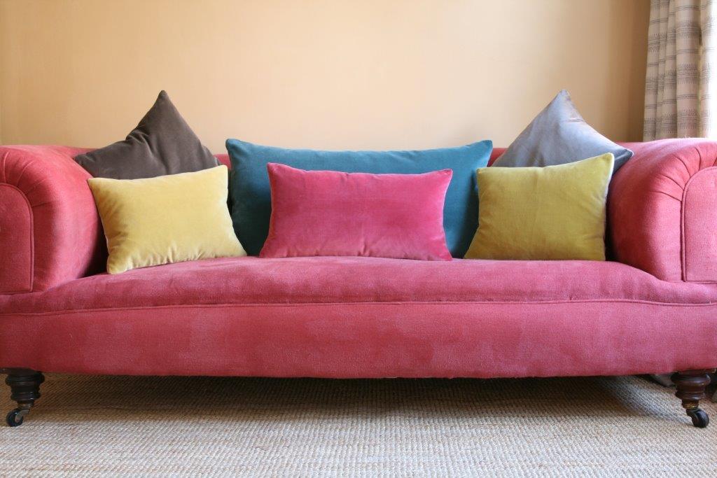 Velvet Cushions Archives - Kate Forman