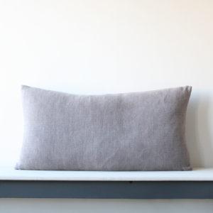 Large Oblong Stonewash Cushion
