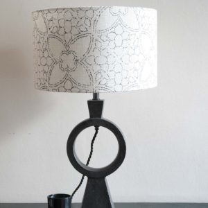 Charcoal-Manon-Cylinder-Shade