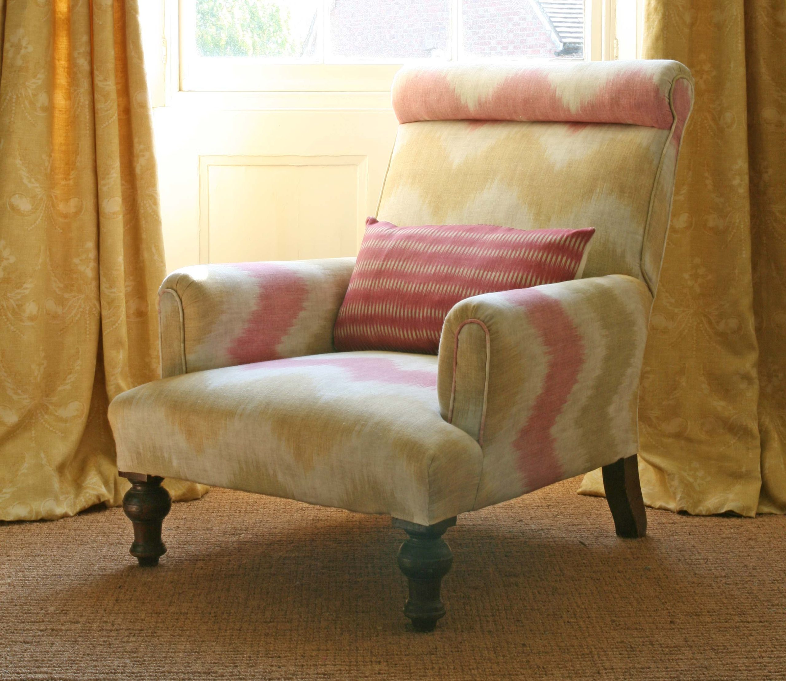 Thea-Yellow-Chair-and-Josephine-Yellow-Curtains
