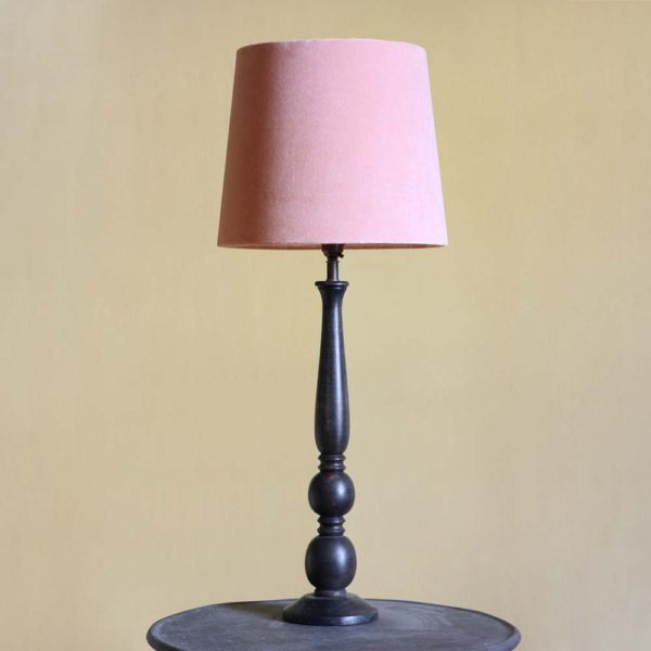 Pink Stonewash French Drum Shade